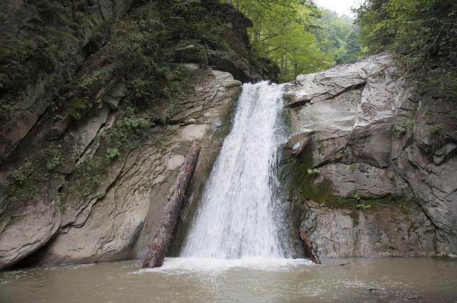Wasserfall von Pruncea